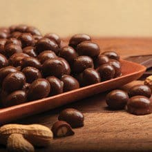 Double-Dipped Chocolate Peanuts 2155
