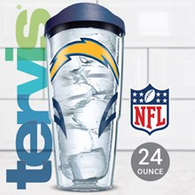 San Diego Chargers Tervis® Tumbler 6000