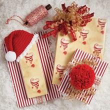 Anne Geddes Santa Baby Reversible Wrap 5950