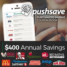 PushSave® Mobile Coupon Book 0009