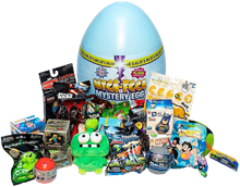Mystery Prize Pack $100 Value QY01