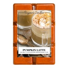 Pumpkin Latte Wax Melts 9304