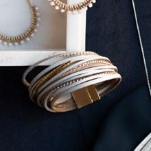 Bohemian Wrap Cuff Bracelet 2764