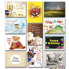 Every Day Greeting Cards S/20 3226