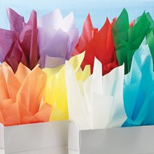 All Occ Solid Color Tissue S/40 1681